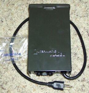 Malibu Intermatic LV341T 66 Watt Low Voltage Lighting Transformer/Timer USA