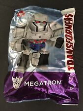 Wendys Kids Meal Toy Hasbro Transformers Megatron 2019 New Sealed Package NIP