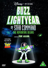 Buzz Lightyear Of Star Command - The Adventure Begins DVD NEW DVD (BED888158)