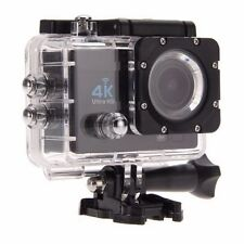 Impermeabile 16MP Cam WIFI HD 4K 4X Zoom Sport Fotocamera Videocamera Subacquea