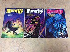 MUTATIS  #1,2,3 OF 3 COMPLETE SET COMIC NEAR MINT 1992 EPIC