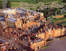 England - HAMPTON COURT PALACE - Travel Souvenir Flexible Fridge Magnet