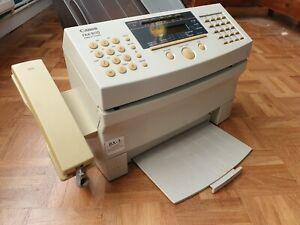 Canon FAX-B110 Inkjet Fax machine