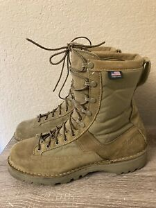 Danner Desert Acadia 26000 Suede Military Boots Made In USA Men's 11 D