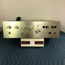 SANSUI AU-2200 VINTAGE STEREO AMPLIFIER - SERVICED - CLEANED - TESTED