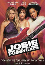 JOSIE AND THE PUSSYCATS - DVD - REGION 2 UK
