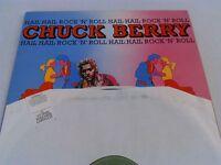 CHUCK BERRY - HAIL HAIL ROCK N ROLL LP MINT / SEALED!!!! UK ST MICHAEL 2102/0102