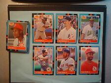 1988 Donruss MVP Set. 26 cards near mint. Lot of Stars..!!