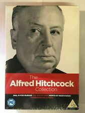 Alfred Hitchcock Collection - Dial M for Murder/Wrong Man...DVD NEW & Sealed L11