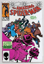 The Amazing Spiderman 253 NM- 1st Appearance Rose Marvel Comics Key 1984