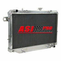 3 ROW 56MM RADIATOR For TOYOTA LANDCRUISER 100 SERIES HDJ100R FZJ105R HZJ105R AT