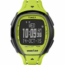 Timex Ironman Sleek 150 Lap | Tapscreen Hydration Alerts | Sport Watch TW5M00400