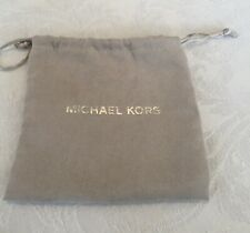 Authentic Michael Kors Jewelry Gift Drawstring Organizer Bag Pouch
