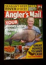 Angler's Mail, Nov 2013. Seasons best pike. Great advice to save cashl.