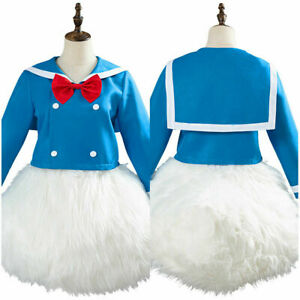 """Donald Duck Cosplay Costume Adult Outfit Halloween """"Don""""Donald Duck Outfit &"""