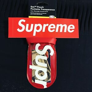 Supreme x Northface small pouch.