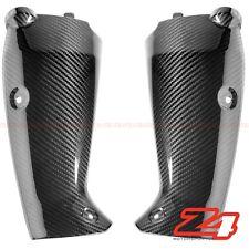 2009-2014 Yamaha R1 Upper Dash Air Tube Ram Cover Fairing Cowling Carbon Fiber