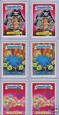 Garbage Pail Kids 2015 Series 1 - 6 x BONUS STICKERS (B7, B8, B9 A & B Cards)