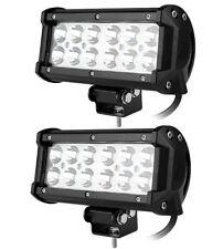 2PCS 36w 3600 Lumens LED Spot Light for Off-road Rv Atv SUV Boat