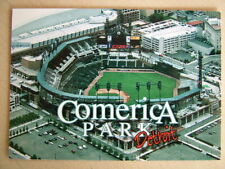 Postcard. COMERICA PARK. Home of Detroit Tigers. Unused..