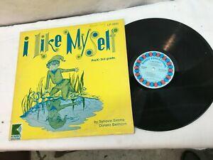 Vintage I like My Self Childs Record Elf Picture on Cover Very Good Free Ship