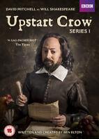 Upstart Crow: Series 1 DVD (2016) David Mitchell cert 15 ***NEW*** Amazing Value
