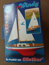Gunther Seifert Segelboote Windy Boat Beautiful Functional Pond Yacht
