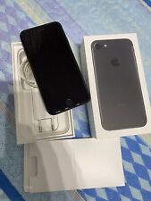 Apple iPhone 7 - 128GB - Nero opaco (Sbloccato)