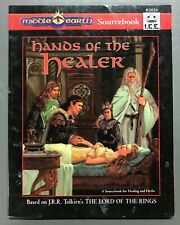 ICE MERP 2e #2026 Middle-Earth Role Playing Sourcebook Hands of the Healer
