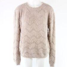 C.M.P. 55 Pullover Pulli FLUSH Gr One Size Beige Weich NP 49,- NEU
