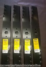 "1 Set MTD Cub Cadet 38"" 3in1 Lawn Mower Blades 742-0610 742-0654 942-0610a"