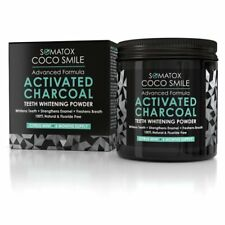 SOMATOX COCO SMILE - Advanced Formula Activated Charcoal