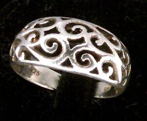 Silber Ring - 3.30 G