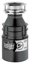 NEW BADGER 5XP 75993 3/4 HP INSINKERATOR DURA DRIVE GARBAGE SINK DISPOSAL NEW