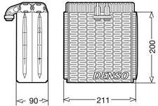 DEV12001 Denso Evaporator