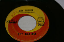 """The Beatles we can work it out / day tripper 7"""" VG 5555 Capitol 1965 USA 45 OOP"""