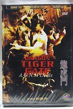 Dragon Tiger Gate donnie yen cicholas tse ntsc import dvd