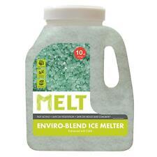 MELT 10 Lb. Jug Premium Enviro-Blend Ice Melter w/ CMA - MELT10EB-J