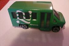 Matchbox 1998 1:80 Scale Chevy Transport Bus National