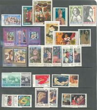 Fantastic Holding Of Mint Never Hinged Europa Complete Sets As Shown
