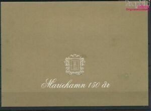 Finland - Aland Block11II (complete issue), with Goldauflage in folder (9458436