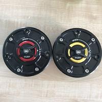 CNC Billet Keyless Fuel Tank Gas Cap For KTM Duke 125 200 390 2011-2014 2013 12