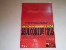 Gaspar Noe SEUL CONTRE TOUS  japanese original mini poster chirashi Flyer