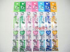 Sanrio Hello Kitty x Pilot Coleto Series 0.4mm Rollerball Refills, 7 Colors Set