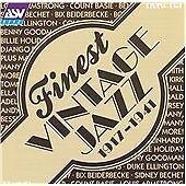 Finest Vintage Jazz: 1917-1941, Various Artists, Very Good