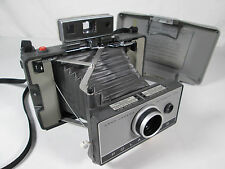 Vintage 1960s Polaroid 230 Land Camera with Folding Bellows With Cold Clip #193