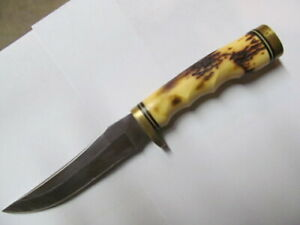 Uncle Henry fixed blade knife
