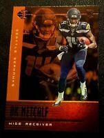 DK Metcalf Rookie, Illusions, Orange Retail Parallel, Seattle Seahawks, Ole Miss