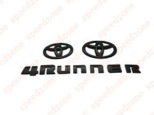For 2014-2018 TOYOTA 4RUNNER BLACKOUT EMBLEM OVERLAY KIT OEM