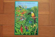 Bloc feuillet n° 56 Oiseaux d'outre mer 2003 Neuf**